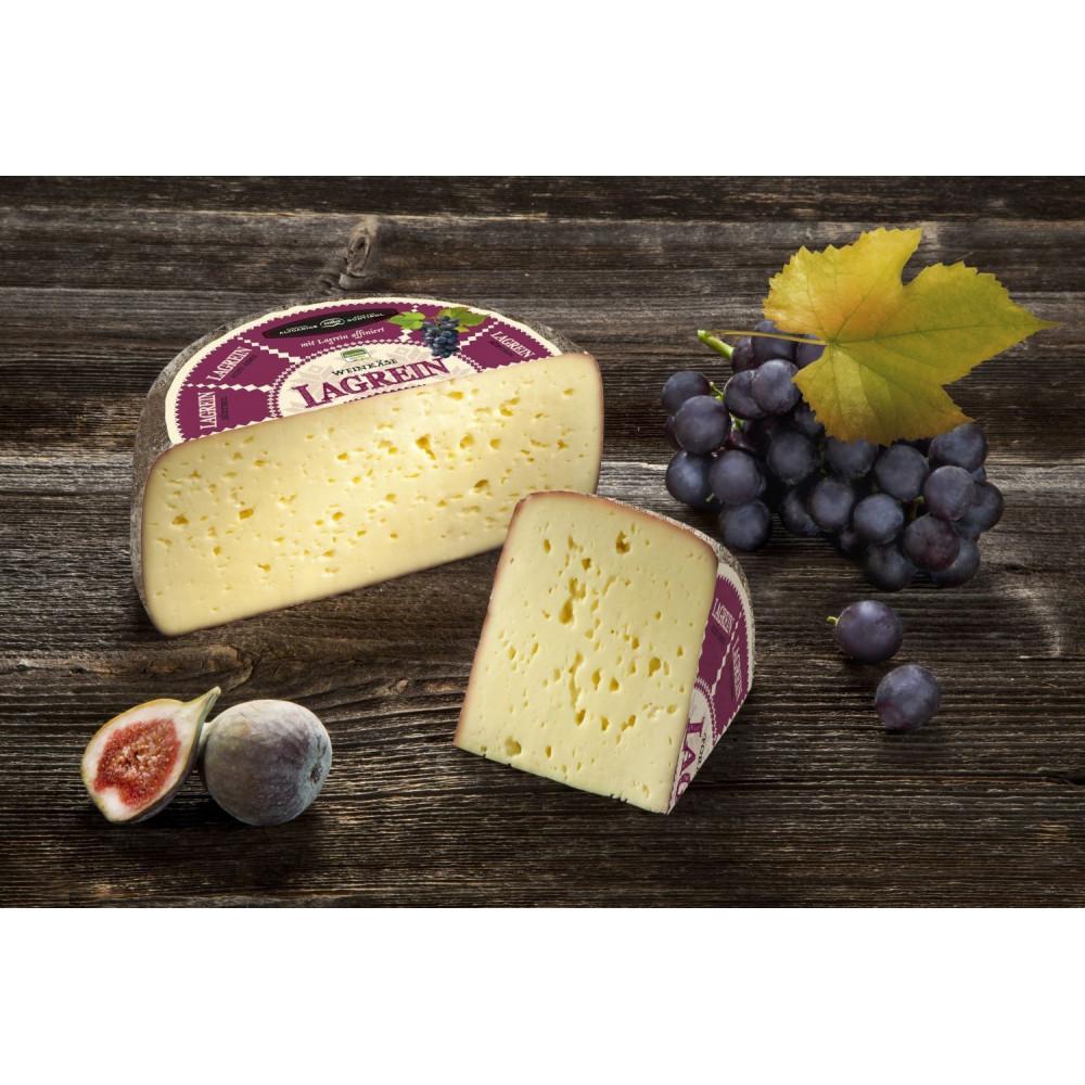 Lagrein formaggio al vino