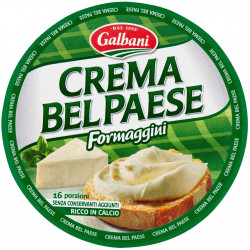 Crema Bel Paese - formaggini
