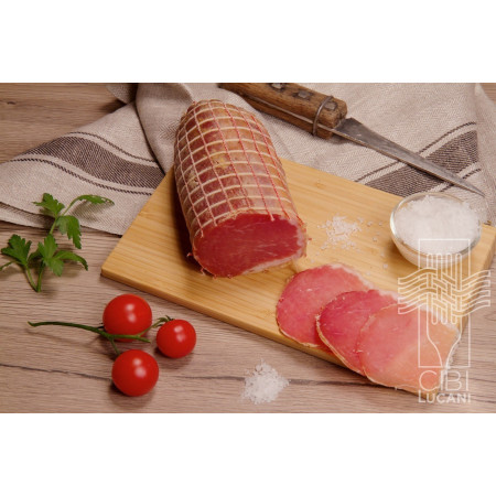 Filetto stagionato - lucana salumi