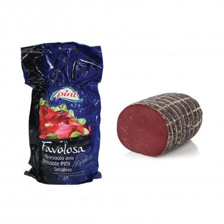 Bresaola favolosa - Pini